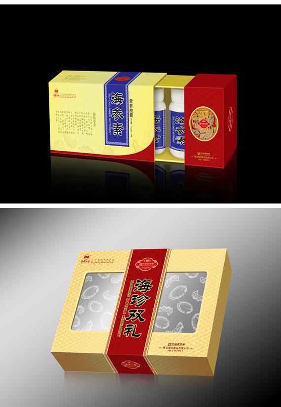 深圳包装设计公司 食品包装设计 保健品包装设计