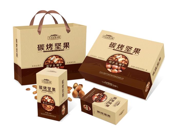 深圳坚果包装设计公司