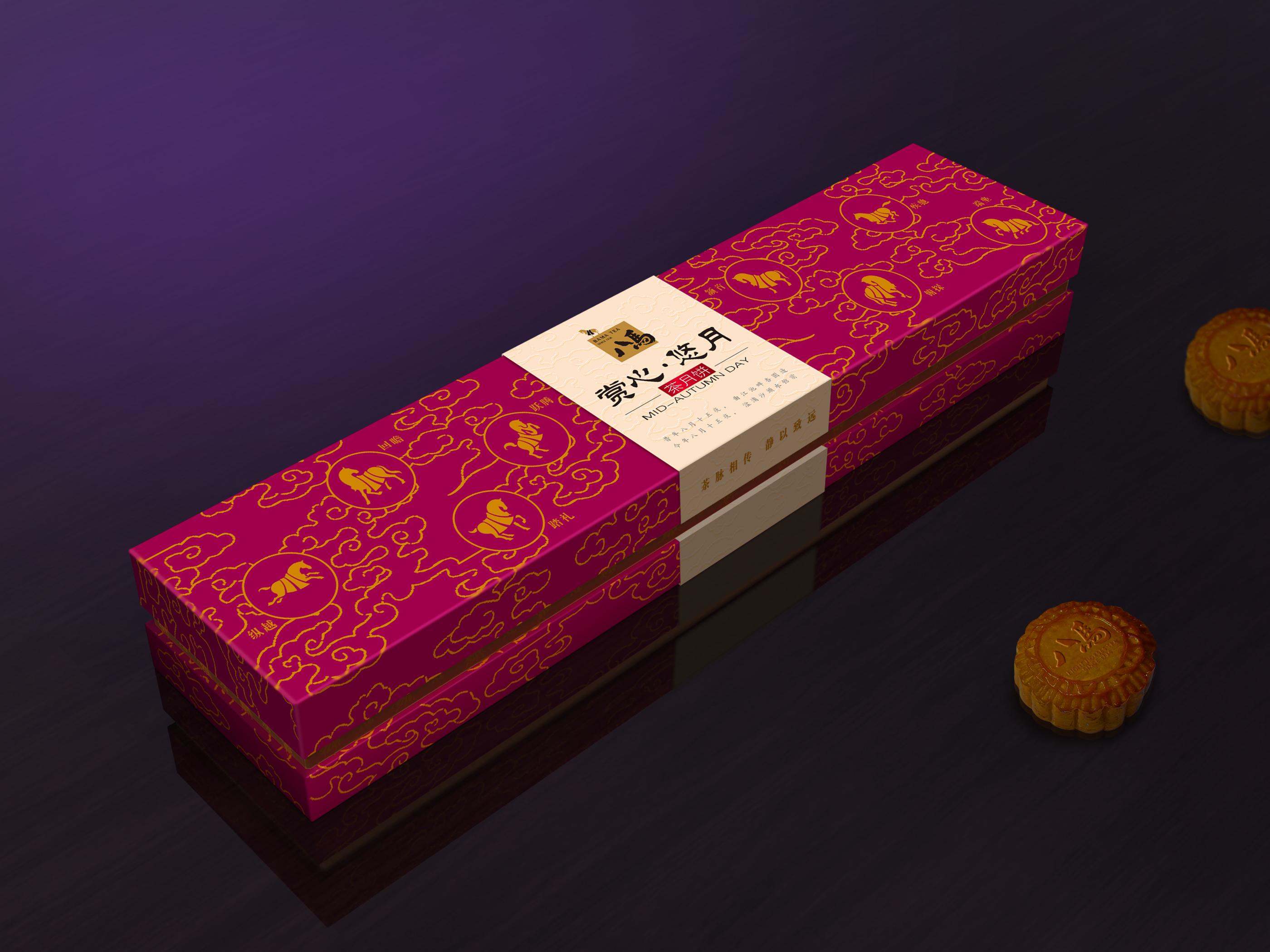 深圳月饼包装设计