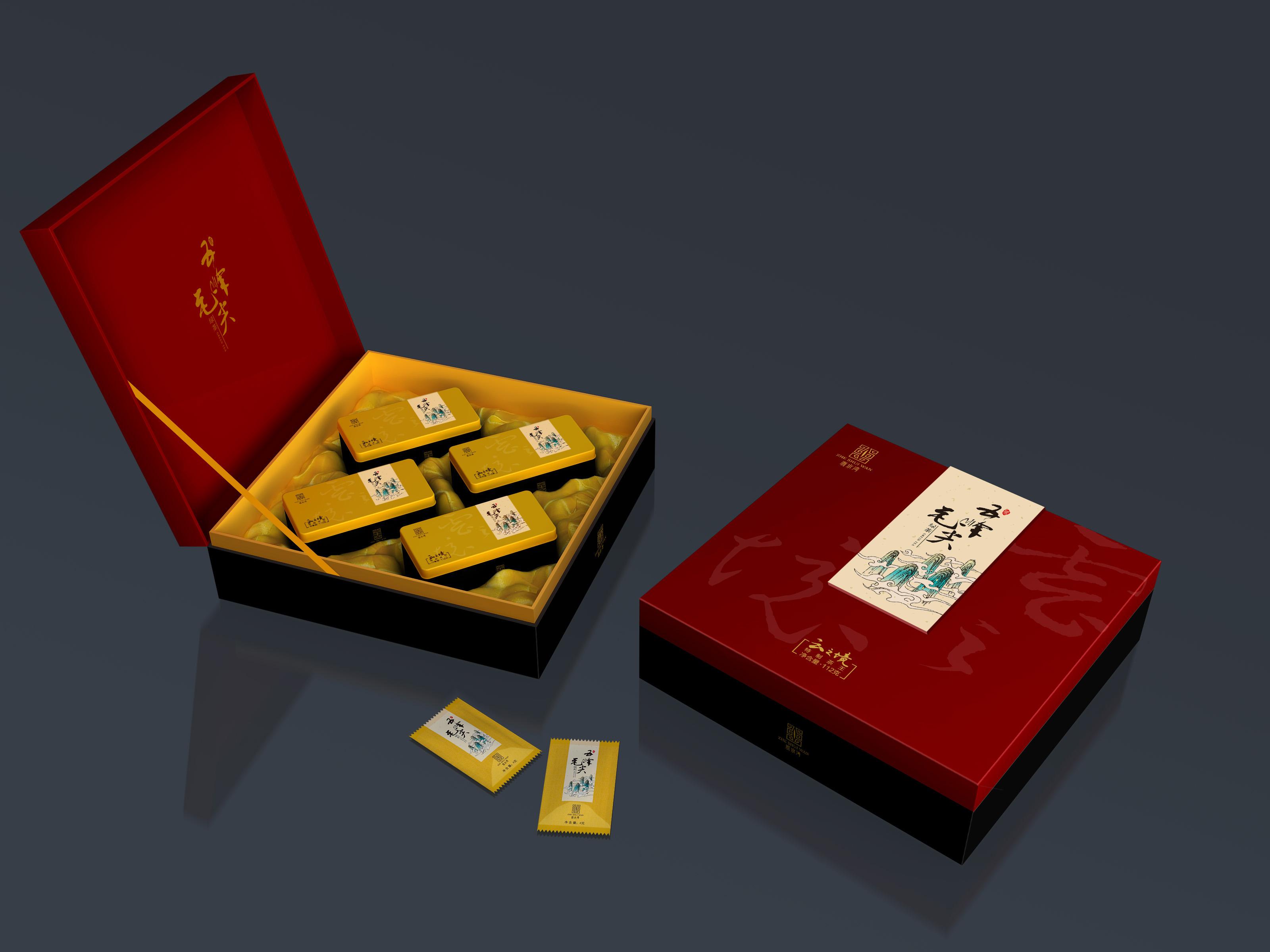 茶叶的包装设计需要讲究什么?