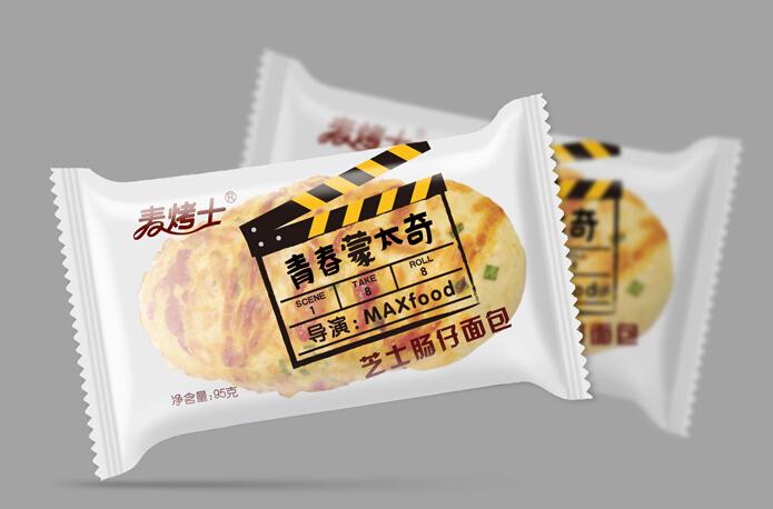 食品包装设计之面包包装设计