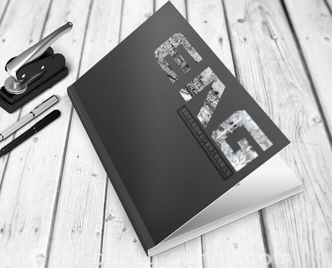 上海画册设计公司解析画册设计的技巧