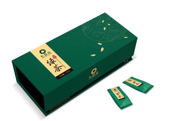 茶叶包装设计赏析之绿茶包装